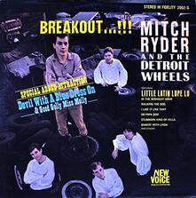 Breakout (& Detroit) - CD Audio di Mitch Ryder