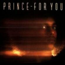 For You (SHM-CD Limited) - SHM-CD di Prince