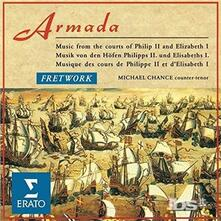 Armada -Music From The Courts Of - CD Audio di Fretwork