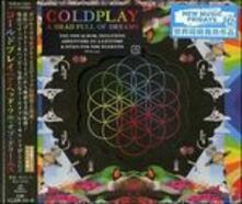 A Head Full of Dreams (Japanese Edition) - CD Audio di Coldplay