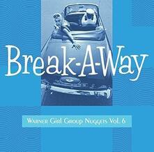Break-A-Way. Warner - CD Audio