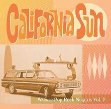 California Sun. Warner - CD Audio