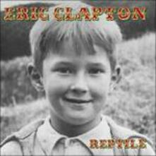 Reptile - CD Audio di Eric Clapton