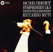 Schubert. Symphonies - CD Audio di Riccardo Muti