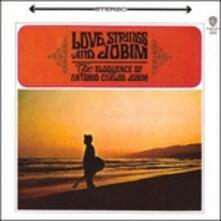 Love, Strings And (Limited Edition) - CD Audio di Antonio Carlos Jobim