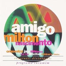 Amigo (Limited Edition) - CD Audio di Milton Nascimento