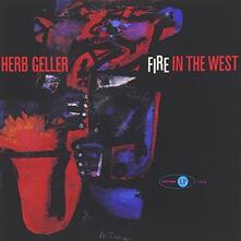 Fire in the West (Import - Limited Edition) - SHM-CD di Herb Geller