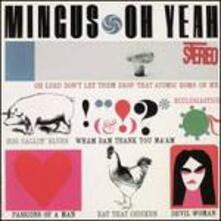 Oh Yeah (Import - Limited Edition) - SHM-CD di Charles Mingus