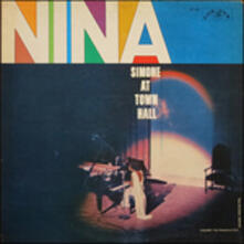 At Town Hall (Import - Limited Edition) - SHM-CD di Nina Simone
