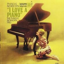 I Love a Piano - SHM-CD di Phineas Newborn Jr.