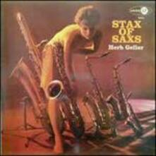 Stax of Sax (Import - Limited Edition) - SHM-CD di Herb Geller
