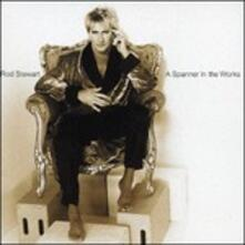 Spanner in the Works - CD Audio di Rod Stewart