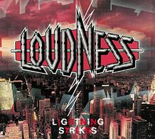 Lightning Strikes (Limited Edition) - CD Audio di Loudness