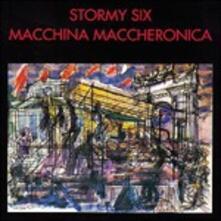 Macchina (Import - Limited Edition) - SHM-CD di Stormy Six