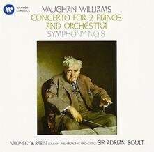 Vaughan Williams... - CD Audio di Ralph Vaughan Williams,Sir Adrian Boult