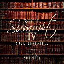 Soul Summit Iv. Soul - CD Audio