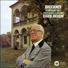Sinfonia n.1 - CD Audio di Anton Bruckner,Eugen Jochum