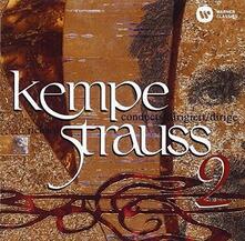 Ein Heldenleben - CD Audio di Richard Strauss,Rudolf Kempe