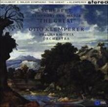 Schubert. Symphonies - SuperAudio CD di Otto Klemperer