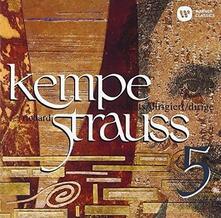 Aus Italien - Macbeth - CD Audio di Richard Strauss,Rudolf Kempe