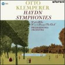Symphonies - SuperAudio CD di Franz Joseph Haydn,Otto Klemperer