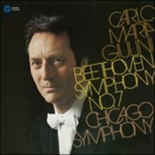 Sinfonia n.7 - SuperAudio CD di Ludwig van Beethoven,Carlo Maria Giulini