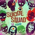 Cover CD Colonna sonora Suicide Squad