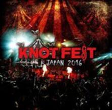 Knotfest Japan 2016 - CD Audio