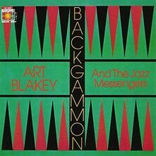 Backgammon (Import - Limited Edition) - SHM-CD di Art Blakey