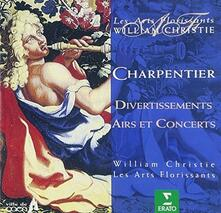 Charpentier - CD Audio di Marc-Antoine Charpentier,William Christie
