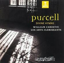 Purcell. Divine Hymns - CD Audio di Henry Purcell,William Christie