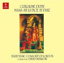 Mass Se La Face Ay Pale - CD Audio di David Munrow