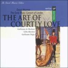 Art of Courtly Love - CD Audio di David Munrow