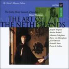 Art of the Netherlands (Remastered) - CD Audio di David Munrow