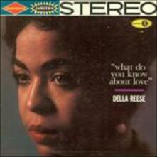 What Do You Know (Limited Edition) - CD Audio di Della Reese