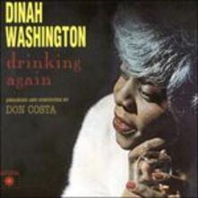Drinking Again (Limited Edition) - CD Audio di Dinah Washington