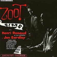 Avec Henri Renaud (Limited Edition) - CD Audio di Zoot Sims