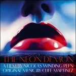 Cover CD Colonna sonora The Neon Demon