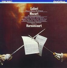 Prima La Musica, Poi Le Parole - CD Audio di Antonio Salieri