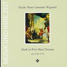 Musik Im Wien Maria - CD Audio di Nikolaus Harnoncourt