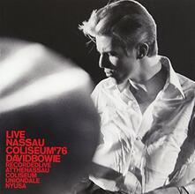 Live Nassau Coliseum '76 - CD Audio di David Bowie