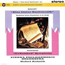 Sinfonia n.8 - CD Audio di Franz Schubert