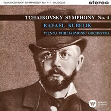 Sinfonia n.4 - CD Audio di Pyotr Ilyich Tchaikovsky