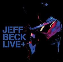 Live (+ Bonus Tracks) - CD Audio di Jeff Beck