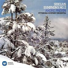 Sinfonia n.2 (UHQCD) - CD Audio di Jean Sibelius,André Previn,Pittsburgh Symphony Orchestra
