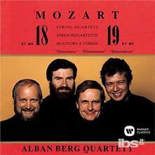 Quartetti per Archi (UHQCD) - CD Audio di Wolfgang Amadeus Mozart