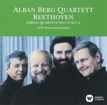 Quartetto per Archi (UHQCD) - CD Audio di Ludwig van Beethoven