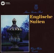 Suites inglesi (Uhqcd Remastered) - CD Audio di Johann Sebastian Bach,Helmut Walcha