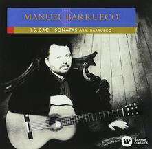 Sonate (Uhqcd Remastered) - CD Audio di Johann Sebastian Bach,Manuel Barrueco