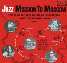 Jazz Mission to Moscow (SHM CD Import) - SHM-CD di Zoot Sims